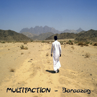 Multifaction - Baraazag CD Cover