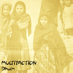 Multifaction Dhulm CD Cover